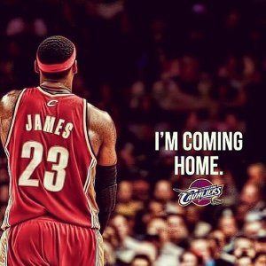 Photo courtesy of Lebron James Instagram page.
